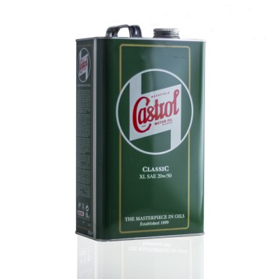 Castrol XL SAE 20w-50 (big can)