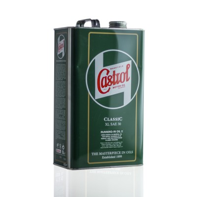 Castrol XL SAE 30 Running-in Oil 2 (big can)