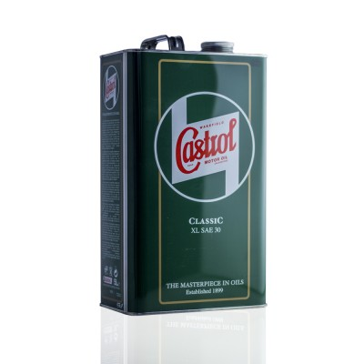 Castrol XL SAE 30 (big can)
